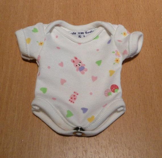 Cute onesie  for 8-9 inch ooak baby