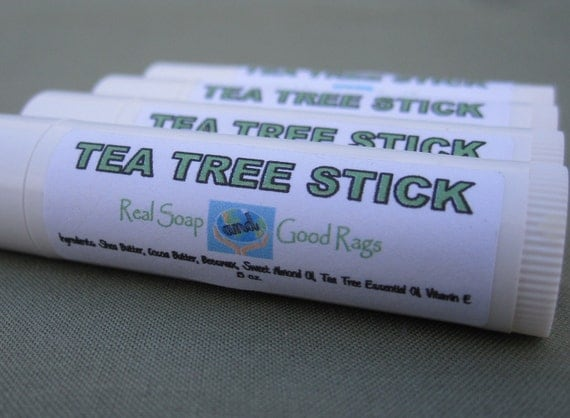 All Natural Tea Tree Stick / Mosquito Stick