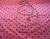 wire jewelry earring holder
