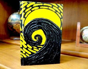 Tim Burton Nightmare Before Christmas Big Sketch Book Hard Back 8x11