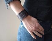 MARILYN Leather Cuff