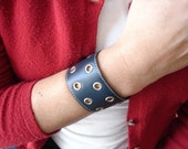 LOUISE Leather Cuff