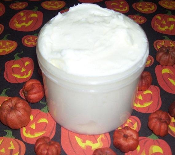After-Bath Whip Body Cream PUMPKIN RAISIN HELL