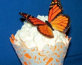 Buy 15 / Get 5 FREE Edible Precut Butterflies