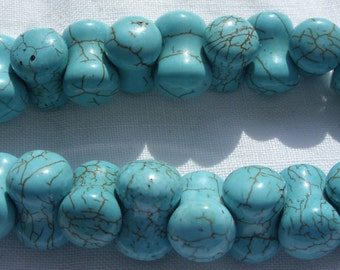 Vintage - Stunning - Turquoise Necklace