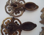 Lot of French old Findings. From a Paris House.50s