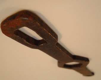 Antique Spanish Wrench Tool.1880s