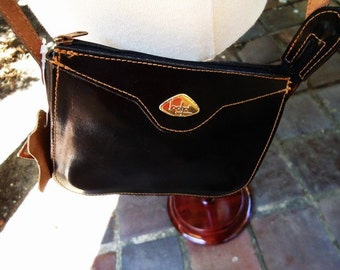 The Spanish Leather Handbag. 60s