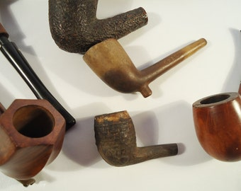 Irish Pipes Heads and Imperfects european Pipes