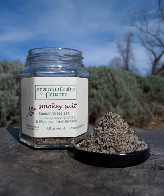 Smokey Salt - All Natural Blend for a Delightful and Unique Culinary  Flavor