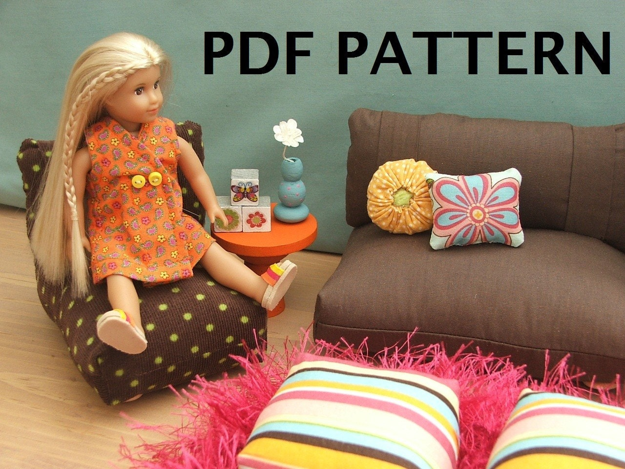 American Girl Doll – Pattern