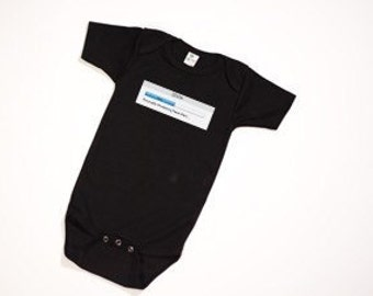 Personality Developing - Infant Bodysuit