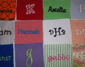 Childrens Clothes Personalized. Monogram added to childrens clothes or honcho's only.