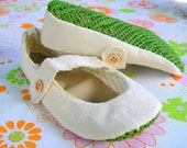 Canvas camping slippers