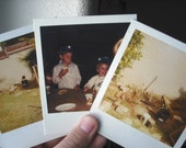 Three Original Vintage Found Polaroids 8