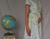 SAMPLE SALE - Blue Sky Dress - Women's size medium