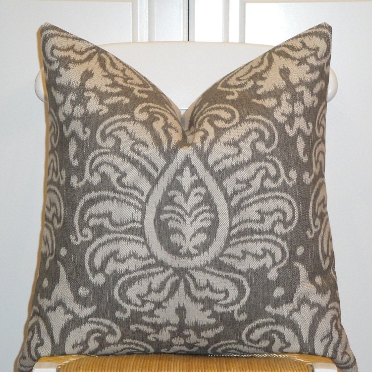 Decorative Pillow Covers 22 X 22 : Beautiful Decorative Pillow Cover 22 x 22 by TurquoiseTumbleweed