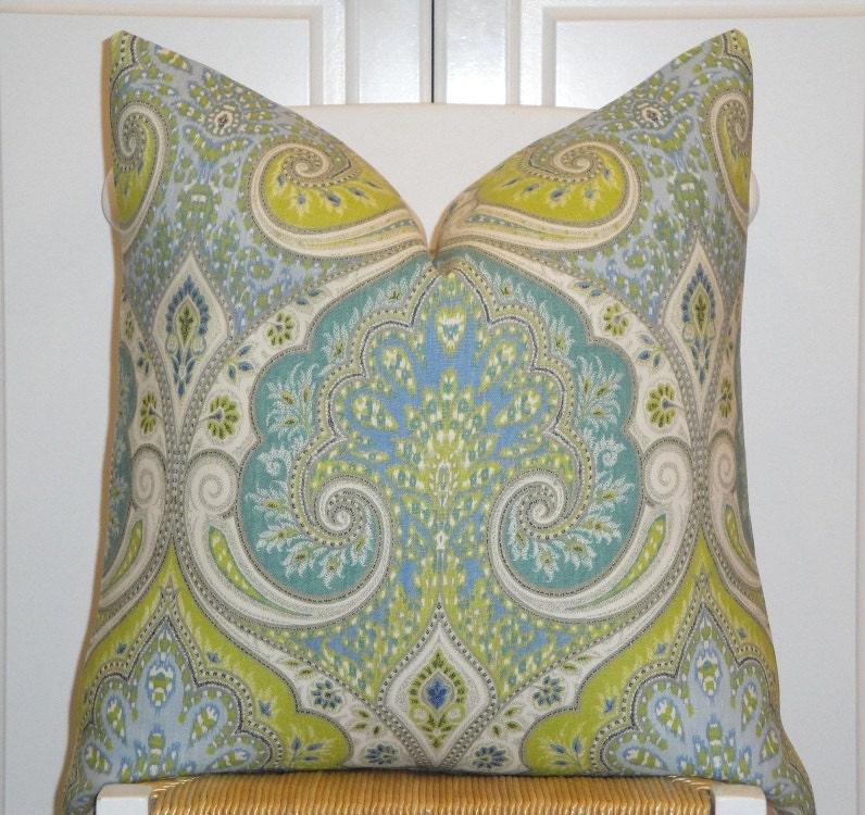 kravet decorative pillow cover 18x18 20 x 20 or lumbar. Black Bedroom Furniture Sets. Home Design Ideas