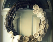 Rosie Rosette Wreath