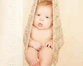 Hanging Cocoon Crochet Pattern (Great for babies newborn to 6 months)