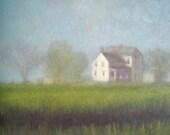 Foggy Warsaw Farmhouse (Reserved for Marilyn)