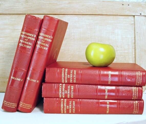 MacFadden's Encyclopedia of Physical Culture