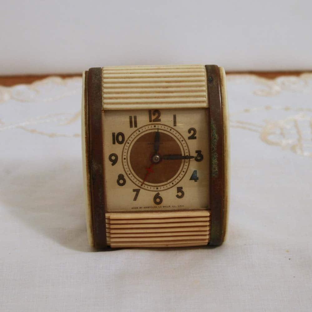 Vintage Westclox Alarm Clock 42