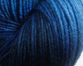 Bifflicious- BFL sock yarn - Midnight at the Oasis
