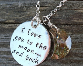 Guess How Much I Love You...Necklace