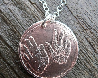 Remembrance Necklace - keep a loved one close to your heart
