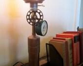 Airship Engineer's Cabin Lamp