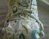 Baby Backyard OS AIO Cloth Diaper