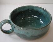 Soup/Chili Bowl, Serving, Pottery, Stoneware, Ceramics, Wheelthrown, Handmade