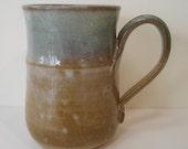 Mug ,Pottery, Stoneware,Wheelthrown.