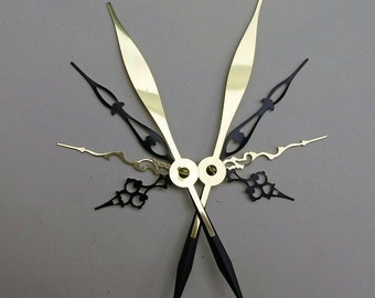 Verso Filigree Royale Hair Pick Set Steampunk Accessory
