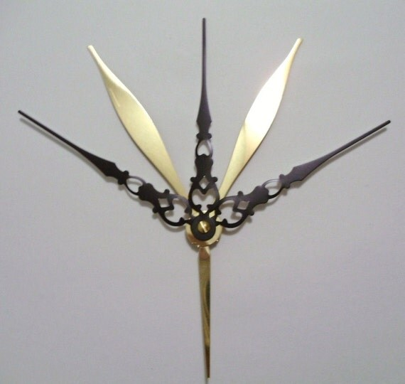 Maple Royale Hair Pick Steampunk Accessory