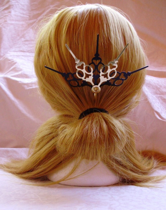 Empress Hair Pick Steampunk Accessory