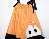Peek A Boo Ghost Dress