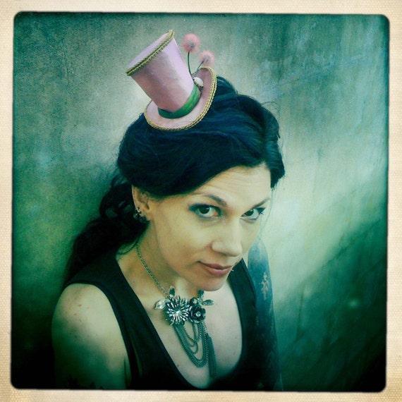 Tea Party Mini Top Hat