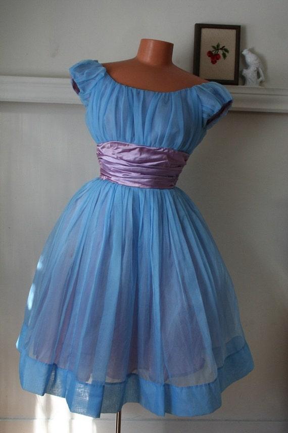 Alice In Wonderland Prom Dress