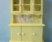 Minature Cabinet/Baker's Nook