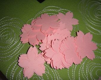 Cherry Blossom Die Cuts
