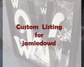 Custom Shadow Box for jamiedowd