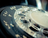 Working Black Western Electric Vintage Rotary Telephone--1950's 1960's