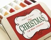 The CHRISTMAS Lip Balm Gift Set