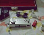 "Vintage Camera 1966 Minolta 16 MG ""Spy Camera"""