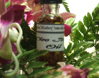 Cleo Mae Oil Wicca Pagan Spirituality Religion Ceremonies Hoodoo Metaphysical MaidenMotherCrone