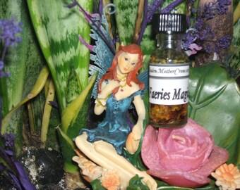 Faeries Fae Oil Wicca Pagan Spirituality Religion Ceremonies Hoodoo Metaphysical MaidenMotherCrone
