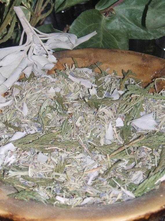 Cleaning Blend Esbat Sabbats Wicca Pagan Ceremonies Ritual Spells Spirituality Hoodoo Metaphysical MaidenMotherCrone