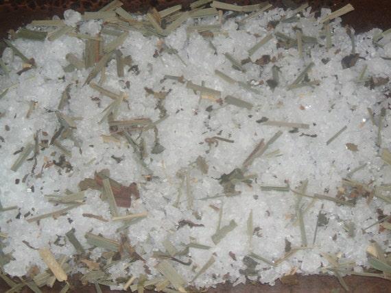 Van Van Bath Salt Wicca Pagan Spirituality Religion Ceremonies Hoodoo Metaphysical MaidenMotherCrone